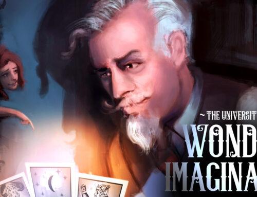 The University of Wonder & Imagination