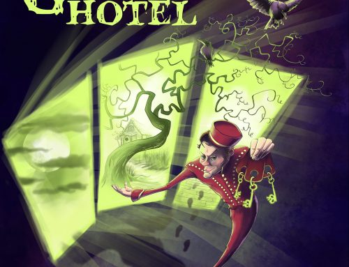 Welcome to the Grimm Hotel